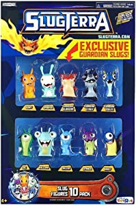 Amazon.com: Slugterra Mini Figure 10 Pack: Toys & Games