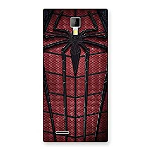 Gorgeous Cloths and Log Back Case Cover for Micromax Canvas Xpress A99