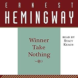 Winner Take Nothing Audiobook