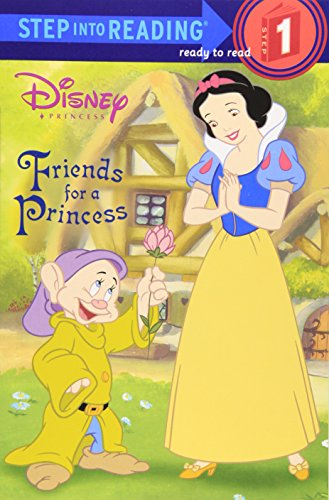 Friends for a Princess (Disney Princess) (Step Into Reading. Step 1)