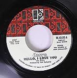 Doors 45 RPM Hello, I Love you / Love Street