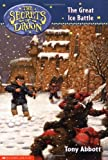 The Great Ice Battle (Secrets of Droon, 5)