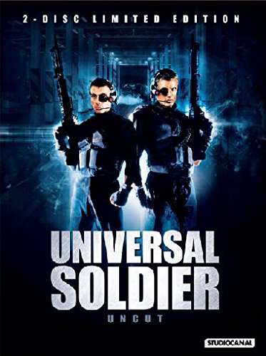 Universal Soldier - Uncut [Blu-ray] [Limited Edition]