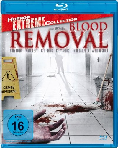 Blood Removal [Blu-ray]