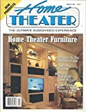 img - for Home Theater Magazine (March 1994) book / textbook / text book