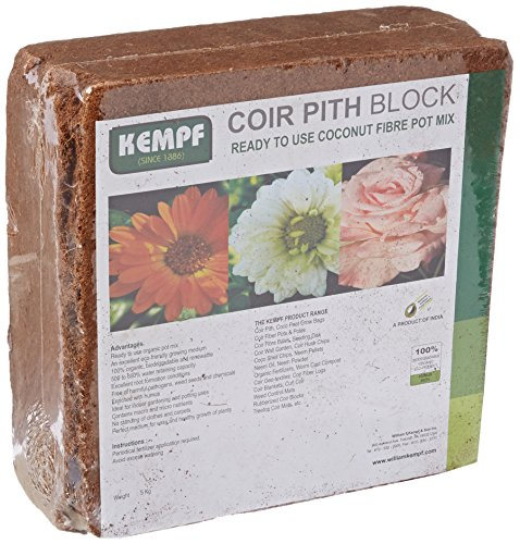 kempf-compressed-coco-fiber-growing-potting-mix-10-pound-block-medium