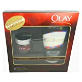 Olay Regenerist Gift Set Three Point Treatment Cream 50ml & Cleansers Daily Regenerating Cream 150ml