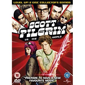 Scott Pilgrim Vs The Press