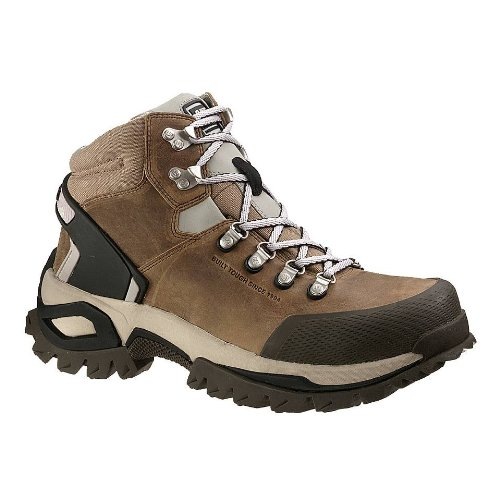 Caterpillar Men's Antidote Hi ST Work Boot,Dark Beige,9 M US