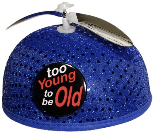Design Sense Beanie (Too Young to be Old)
