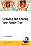 Growing and Sharing your Family Tree