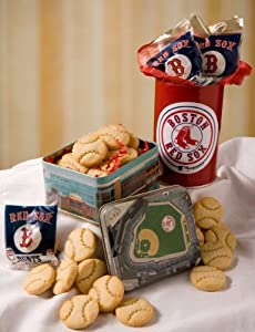 MLB - Boston Red Sox Short Stop Cookie Gift Tower