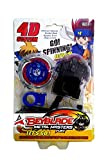 #10: Smiles Creation Metal Masters Fury Beyblade Toy for Kids