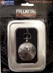 Fullmetal Alchemist Anime Cosplay Pocket Watch