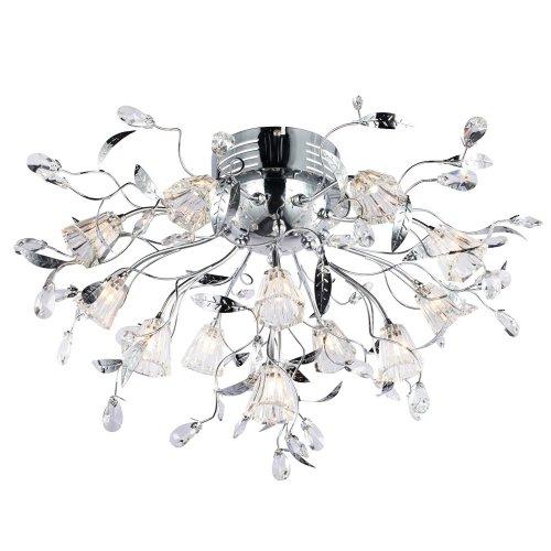 lampe plafond pas cher interesting pas cher moderne k cristal lustre acvv e ampoule salon. Black Bedroom Furniture Sets. Home Design Ideas