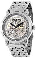 "Stuhrling Original Men's 165A.33112 ""Classic Winchester Elite"" Stainless Steel Automatic Skeleton Watch by Stuhrling Original"