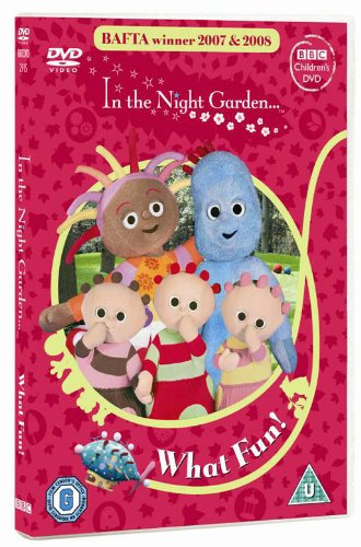 In The Night Garden - What Fun! [DVD]