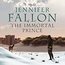 The Immortal Prince: Tide Lords, Book 1 (       UNABRIDGED) by Jennifer Fallon Narrated by John Telfer