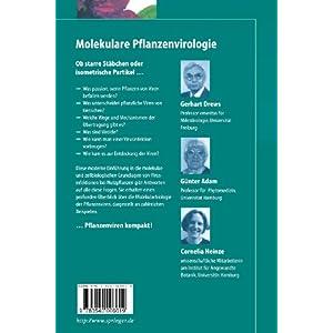 Molekulare Pflanzenvirologie (Springer-Lehrbuch)