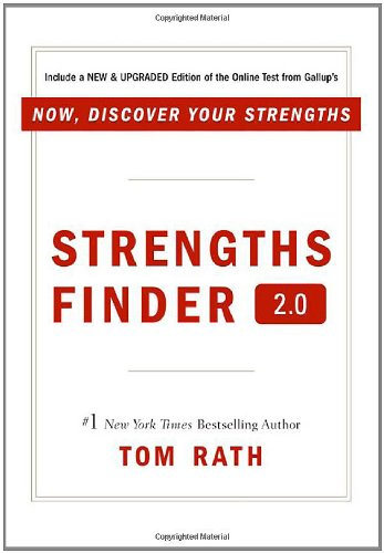StrengthsFinder 2.0 by Tom Rath #3