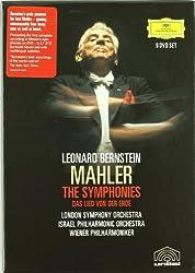 Sinfonias Completas (Bernstein) [DVD]