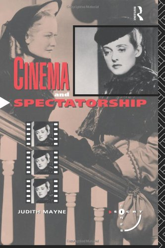 Cinema and Spectatorship (Sightlines)