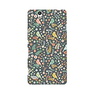 Fusion Gear Vintage Floral Case for Xperia C4