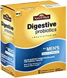 Nature Made Digestive Probiotics + Men's Multivitamins 30 Day Supply-60 ct