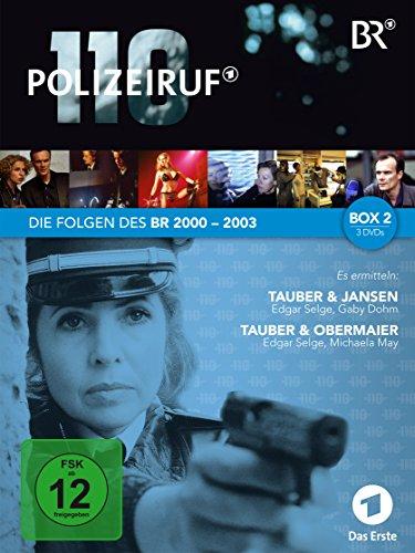 Polizeiruf 110 - BR-Box 2 [3 DVDs]