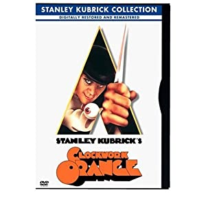 Amazon.com: A Clockwork Orange: Malcolm McDowell, Patrick Magee ...