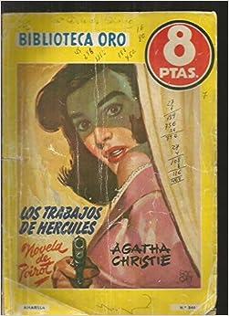 LOS TRABAJOS DE HERCULES.: Agatha. CHRISTIE: Amazon.com: Books