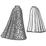 1898 Walking Skirt Pattern