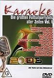 echange, troc DVD * Karaoke * Die grössten Fussballhits Vol. 1 + Text [Import allemand]