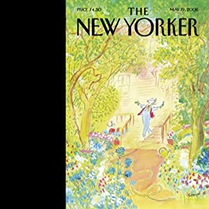 The New Yorker, May 19, 2008 | [Sue Halpern, Dana Goodyear, Julian Barnes]