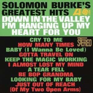 Solomon Burke Greatest Hits Amazon Com Music