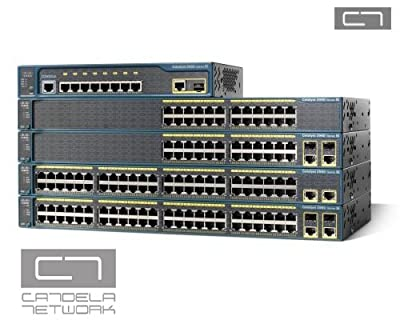 Cisco WS-C3750G-48TS-E Catalyst 3750G-48TS Stackable Gigabit Ethernet Switch 48PORT SWITCH 10/100/1000 + 4 SFP RJ45 ENH IMAGE
