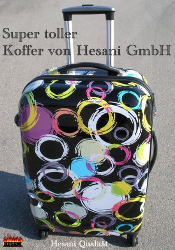 57 cm Reisetrolley CIRCLE Trolley Herren Damen