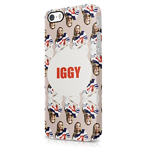 Iggy Azalea iPhone 5, iPhone 5s Hard Plastic Case Cover