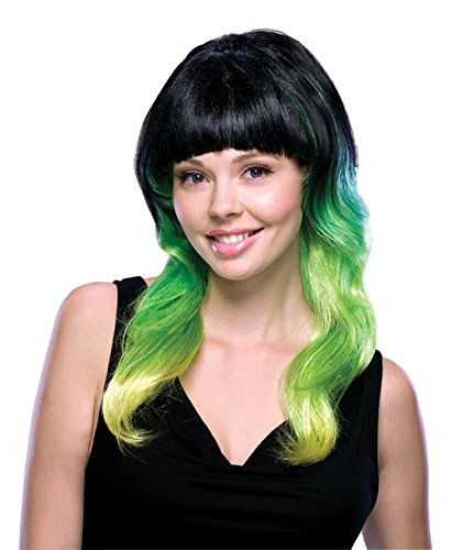 Rubies Fancy Dress Wig - Lime Delight Wig