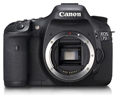 The Canon EOS 7D