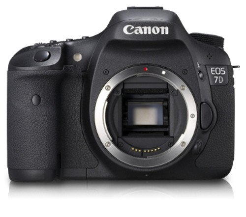 513UEazV06L Canon EOS 7D 18 MP CMOS Digital SLR Camera with 3 Inch LCD (Body Only)