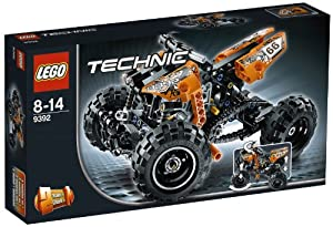Lego technic 9392 jeu de construction le quad - Jeux de construction lego technic ...