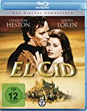 El Cid - Digital Remastered [Blu-ray]