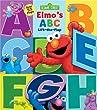 Sesame Street Elmo's ABC Lift-the-Flap