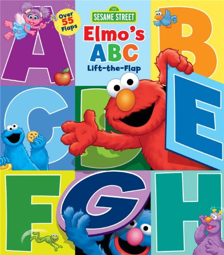 Sesame Street Elmo's ABC: Lift-the-Flap