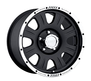 Eagle Alloys  140 Wheel with Black Machined (17×8″/8×6.5″)