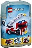 Lego Creator - 6911 - Jeu de Construction - Le Mini Camion de Pompier