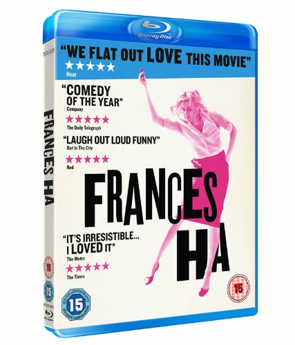Frances Ha [Blu-ray] [Import]