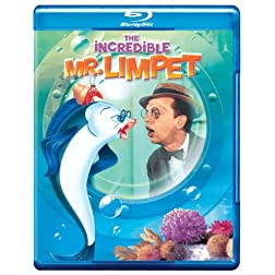 Incredible Mr Limpet [Blu-ray]
