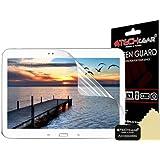 TECHGEAR® Film Écran Protecteur Ultra Clair pour Samsung Galaxy Tab 3 10.1 Pouces GT-P5200/GT-P5210/GT-P5220 (Pack of 5)
